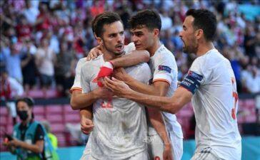 EURO 2020: Đội tuyển Tây Ban Nha và bước chuyển mình của Sarabia