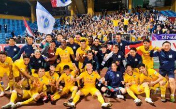 Lý do VPF không muốn V-League 2021 bị hủy hoặc kết thúc sớm