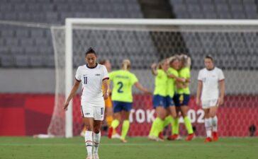 Bóng đá nữ Olympic: Nhật Bản thoát thua, Mỹ đứt chuỗi 44 trận bất bại