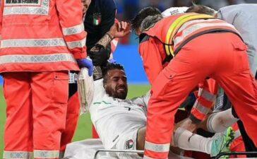 Italia nhận cú sốc lớn sau chiến thắng tuyển Bỉ