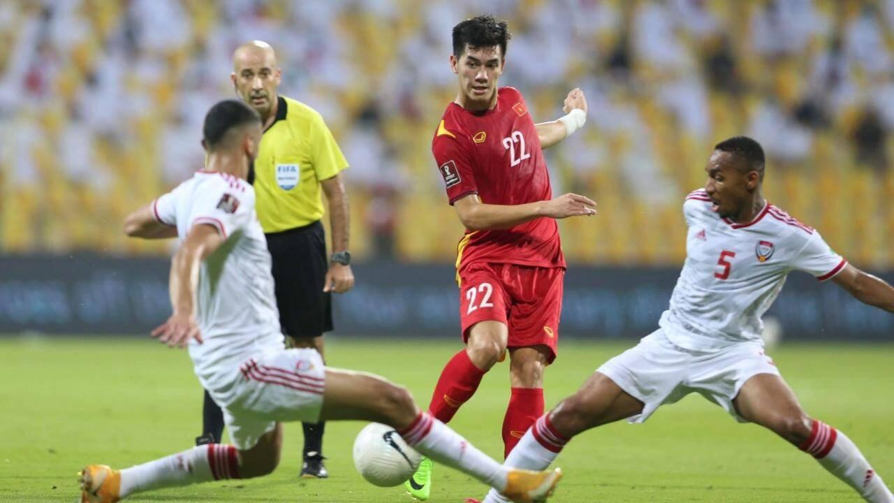 tuyển việt nam hốt hoảng khi thấy các đối thủ vòng loại world cup thị uy?