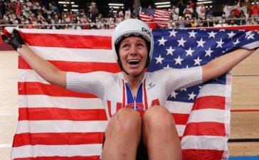 Mỹ vượt Trung Quốc để dẫn đầu bảng tổng sắp Olympic
