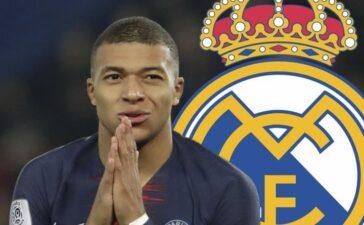 PSG đòi Real Madrid trả 220 triệu Euro trong thương vụ Mbappe