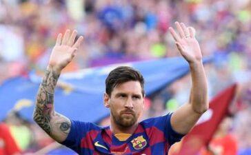 Barcelona có thể không tổ chức lễ tri ân ngôi sao Messi