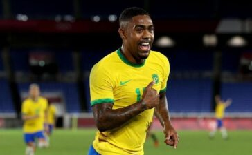 Đánh bại Tây Ban Nha, Brazil giành HCV bóng đá nam Olympic Tokyo 2020
