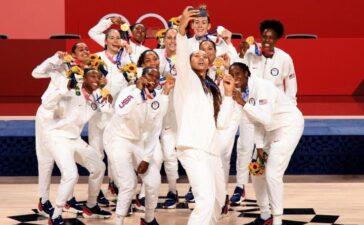 Đoàn thể thao Mỹ giành vị trí số 1 chung cuộc tại Olympic Tokyo 2020