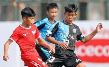 ĐKVĐ J1 League mở trường bóng đá ở Bình Dương