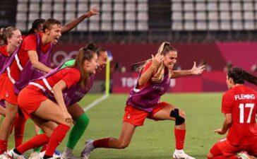 Trông đợi nhà vô địch mới của bóng đá nữ Olympic