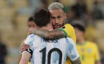 Vừa tái hợp, Messi và Neymar sẽ phải đối đầu nhau trong trận đấu 'sinh tử'