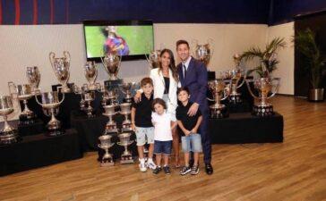 Vợ của Messi: 'Không có điều gì giết được chúng tôi!'
