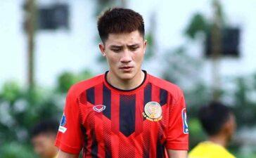 2 lần lỡ hẹn với U22 Việt Nam của cầu thủ trưởng thành từ HAGL