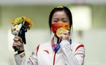 Olympic Tokyo 2020: Đứng sau Mỹ, Trung Quốc vẫn tự hào thành công đột phá