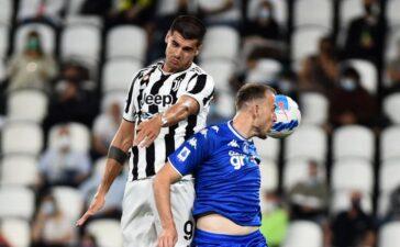 Juventus thua bạc nhược trong trận đấu đầu tiên thời 'hậu Ronaldo'