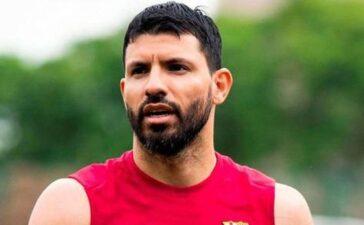 Vừa mất Messi, Barcelona lại nhận thêm tin cực dữ từ ngôi sao Sergio Aguero