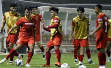 HLV Park Hang-seo nhận tin vui trước trận ra quân ở vòng loại World Cup