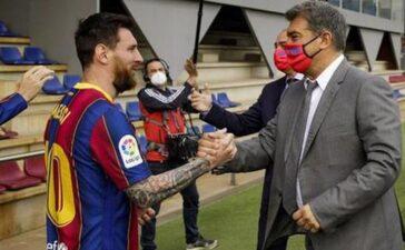 Barca nợ Messi gần 40 triệu euro phí trung thành
