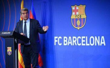 Chủ tịch Laporta tiết lộ sự thật về số nợ của Barcelona