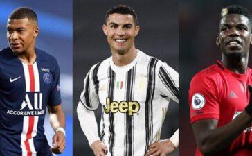 Top 10 ngôi sao sẽ trở thành cầu thủ tự do vào mùa hè 2022