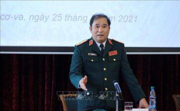 Army Games 2021: Thiếu tướng Nga đánh giá cao kỹ năng của các xạ thủ Việt Nam