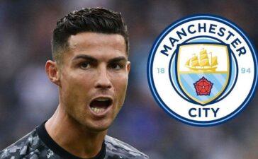 Ronaldo có được mang số 7 ưa thích tại Man City?