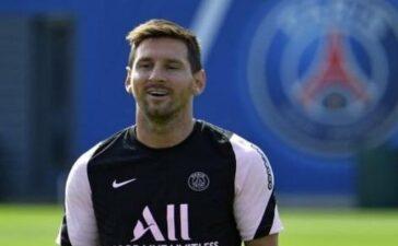Messi có sức hút mãnh liệt với fan PSG, biểu diễn kỹ thuật 'thượng thừa' và dự kiến trận ra mắt