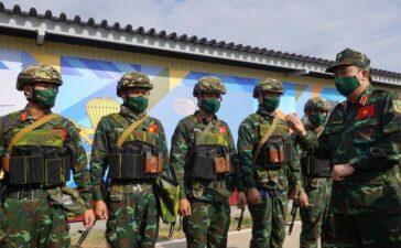 Đội tuyển Xạ thủ chiến thuật Việt Nam có triển vọng lọt vào bán kết