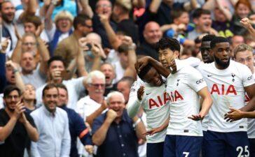 Son Heung-min lập siêu phẩm, Tottenham đánh bại Man City