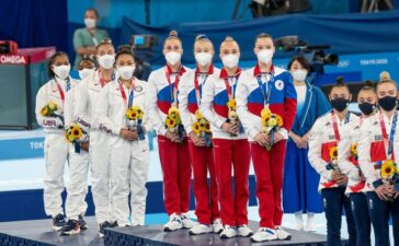 VĐV Nga vô địch Olympic, chẳng màng cấm ngăn từ IOC