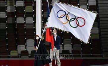 Olympic Tokyo 2020: Từ Tokyo đến Paris