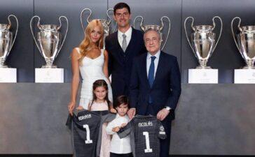 Chuyển nhượng 17/8: MU cho sao trẻ đi 'học việc', Real Madrid gia hạn với thủ môn Courtois
