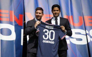 Messi nhận lót tay bằng tiền mã hóa