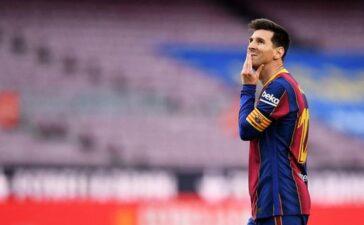 Messi chia tay Barcelona là vì… Tottenham