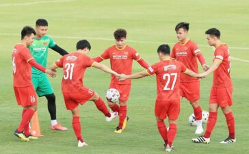 Đội tuyển Việt Nam gặp khó ở Saudi Arabia