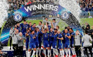 Chelsea giành Siêu cúp châu Âu sau loạt luân lưu căng thẳng