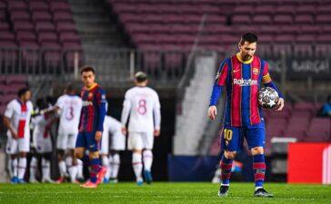 Sốc: Barcelona kiện ra tòa, ngăn cản Messi đến PSG