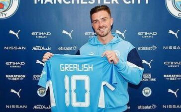 'Bom tấn' Jack Grealish làm choáng váng sân cỏ Ngoại hạng Anh