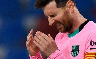 Thông báo chia tay Messi là chiêu trò của Barca