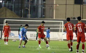 Vòng loại World Cup 2022: Đội tuyển Việt Nam chuẩn bị kỹ cho trận gặp Saudi Arabia