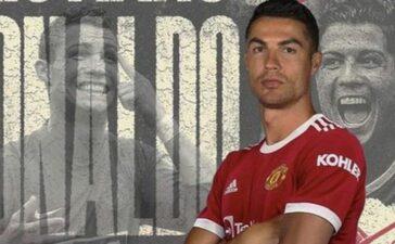 Ronaldo sẽ nhận lương cao nhất Ngoại hạng Anh