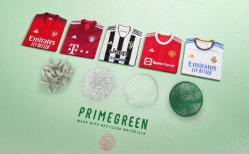Adidas trình làng BST áo đấu mới của 5 CLB hàng đầu thế giới cho mùa giải 2021/2022