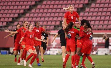 Olympic Tokyo 2020: Mỹ bị loại, Thụy Điển tranh HCV bóng đá nữ với Canada