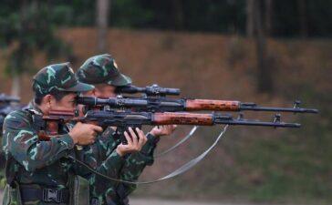 Việt Nam lần đầu đăng cai Army Games: Đội tuyển bắn tỉa đứng trước cơ hội lớn