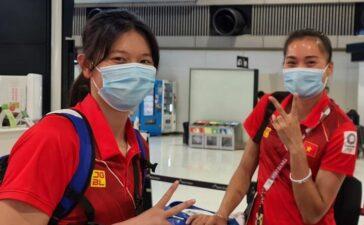 Đoàn Việt Nam rời Olympic Tokyo