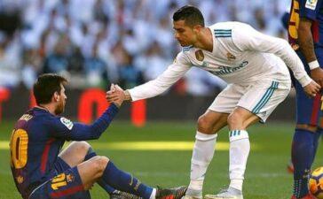 Ronaldo trước thời cơ vĩ đại hơn Messi