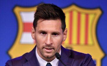 Messi đạt thỏa thuận gia nhập PSG