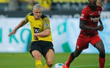 Erling Haaland thách thức 'hùm xám' Bayern Munich