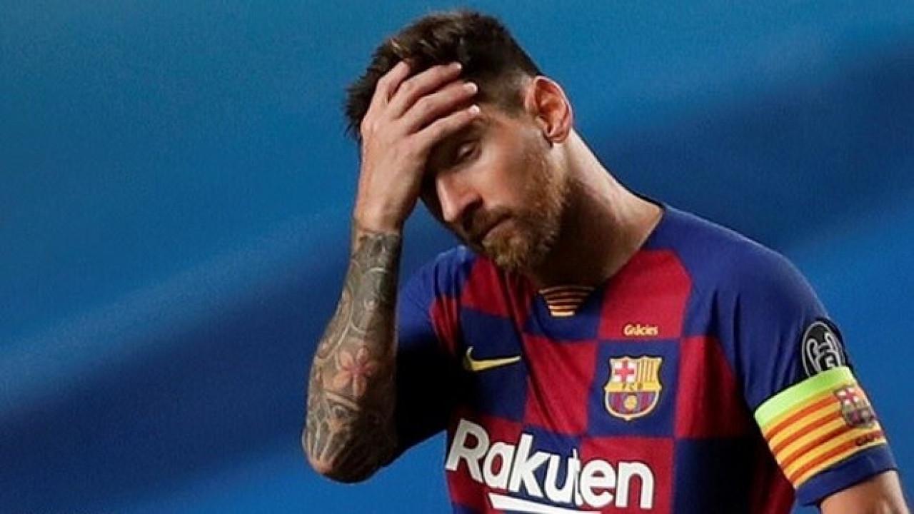 Tiền đạo Lionel Messi rời Barca vì lý do cực khó đỡ 1