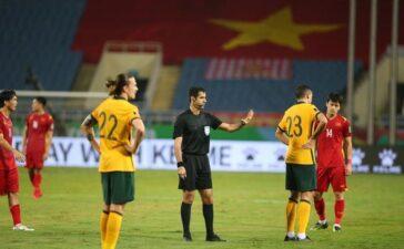 VFF kiến nghị lên FIFA về sai sót trọng tài trận Việt Nam - Australia