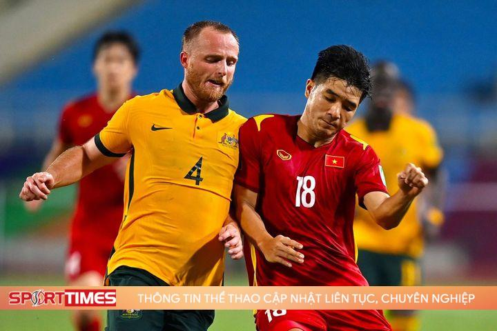 FIFA khen tuyển Việt Nam chơi quả cảm ở vòng loại World Cup