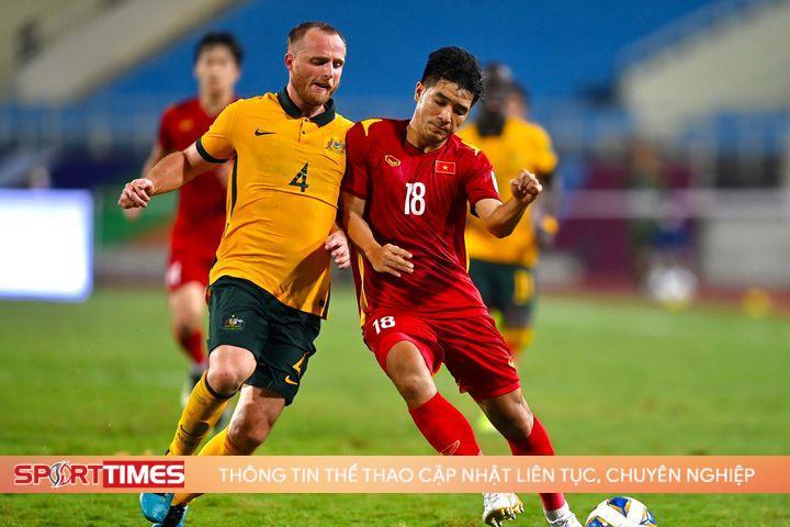 Bản lĩnh của tuyển Việt Nam ở sân chơi châu lục